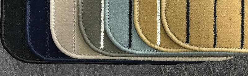 Einfassung mit Schlingenband (für innen) anfertigung Production anfertigung schlingenband innen