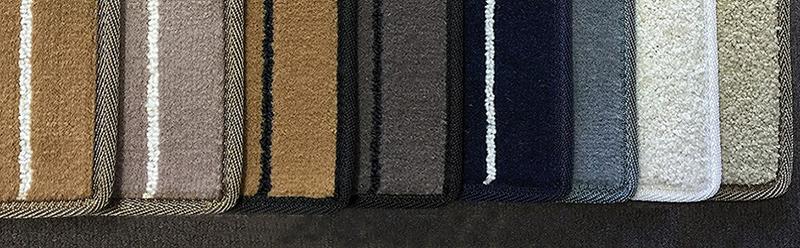 Einfassung mit UV-beständigem Objekta-Band (für außen und innen) anfertigung Production anfertigung uv best band ausseninnnen