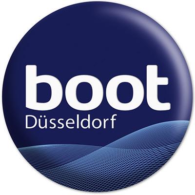 Bootsaustattungen fairs Messen messe duesseldorf logo