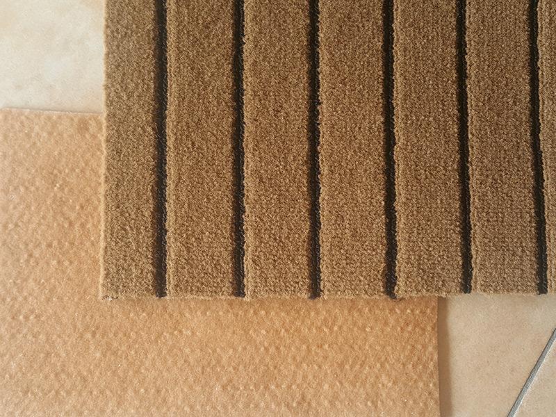 Teppichbremse als Gleitschutz von Teppichen auf glatten Belägen  Carpet brake teppichbremse 3499 darstellung 1