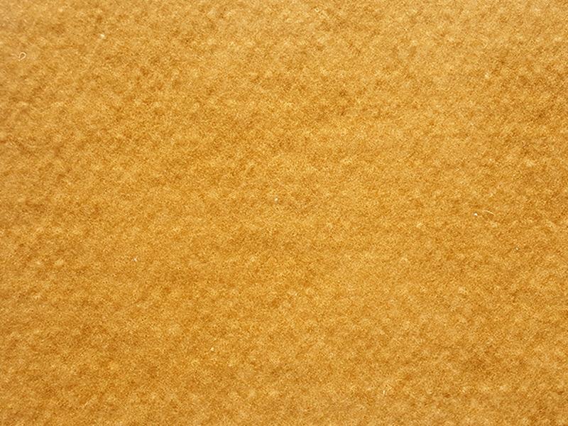3499 gelbbraun, 150 cm breit