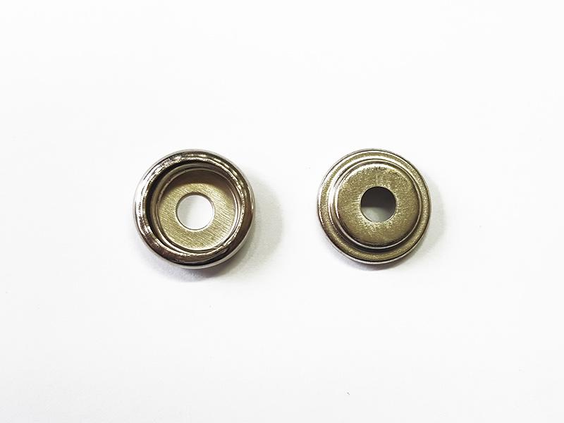 Edelstahl-Druckknopf Mittelteil edelstahl-druckknöpfe Snap fasteners (rustproof) druckknopf mittelteil