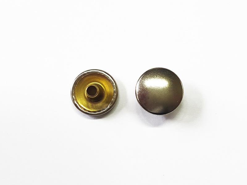 Edelstahl-Druckknopf Oberteil edelstahl-druckknöpfe Snap fasteners (rustproof) druckknopf oberteil