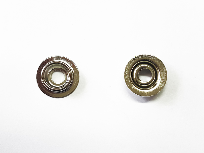 Edelstahl-Druckknopf Unterteil edelstahl-druckknöpfe Snap fasteners (rustproof) druckknopf unterteil