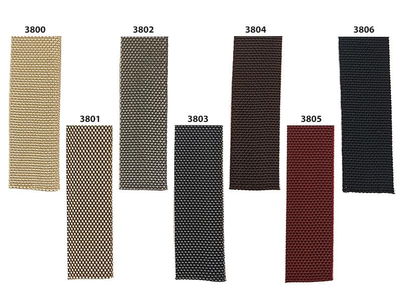 Objekta Teppicheinfassband - Farbübersicht objekta Objekta carpet binding tape objekta farben