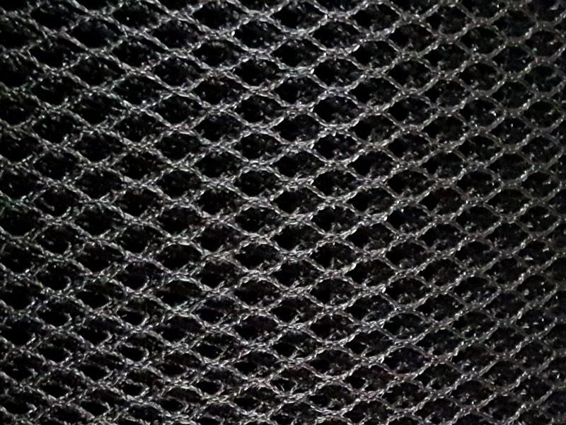 AIR Lift Polsterunterlage Matratzenunterlüftung Abstandsgewirke schwarz matratzenunterlüftung AIR LIFT Matratzenunterlüftung air lift luftmatte schwarz 1