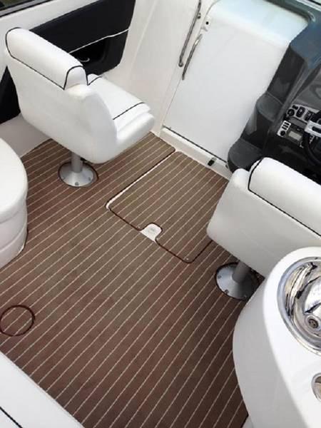 Bootsteppich Bodenbelag Boot ART-Deluxe art-deluxe Art-Deluxe Boat carpet art deluxe anwendung 2 teak sude