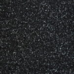 schwarz, 200 cm breit