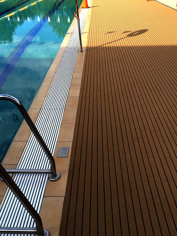 Bootsteppich Bodenbelag Boot ART-Deluxe art-deluxe Art-Deluxe Boat carpet art deluxe schwimmbad