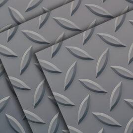 art-line forte ART-Line Forte – PVC covering Art line forte 50 14 grau riffel darstellung 268x268